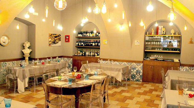 Taverna La Riggiola - Taverna La Riggiola, Napoli