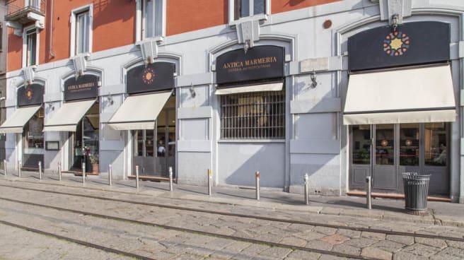 Entrata - Antica Marmeria di Mirko, Milan