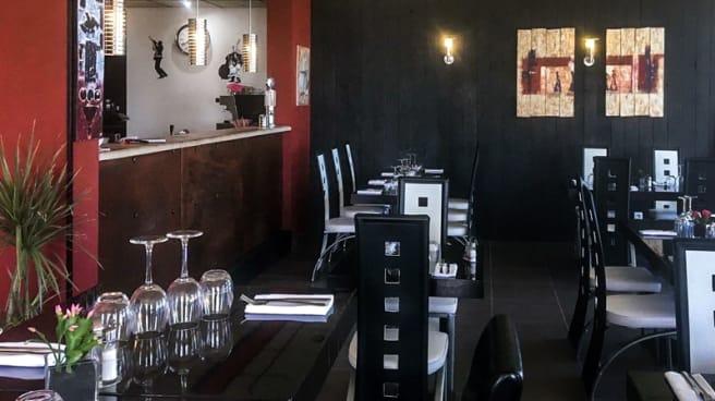 Salle du restaurant - La Station, Narbonne