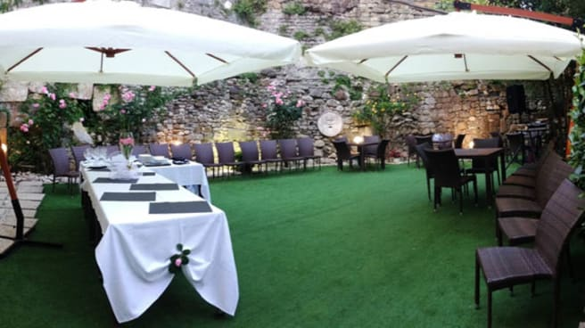 Giardio Privato - Time Restaurant, Palestrina