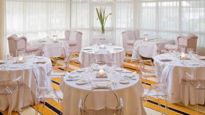 Salle du restaurant - Le Roi Arthur, Ploërmel