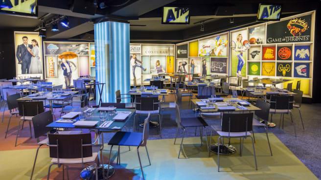 ¡Todas tus series y programas favoritos están en Atresmedia Café! - Atresmedia Café, Madrid