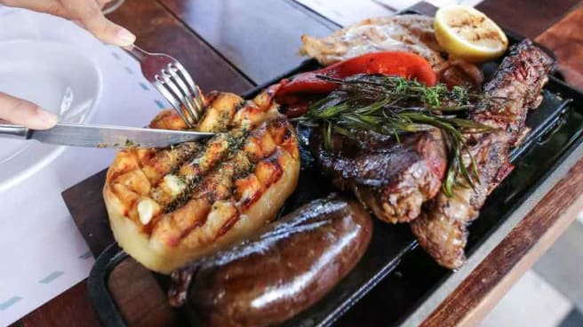 . - Dandy Grill (Acassuso), San Isidro (Buenos Aires)