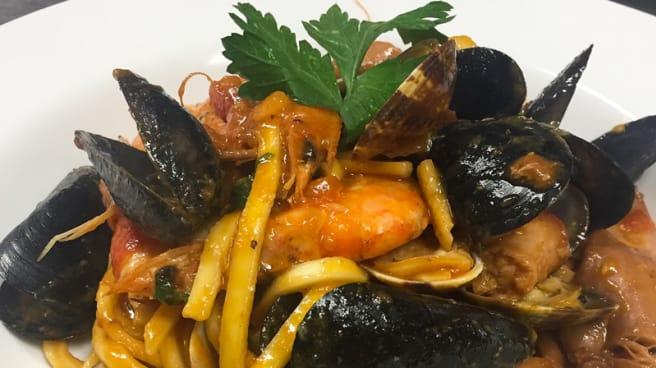 Scialatielli ai frutti di mare - Ristorante Europa