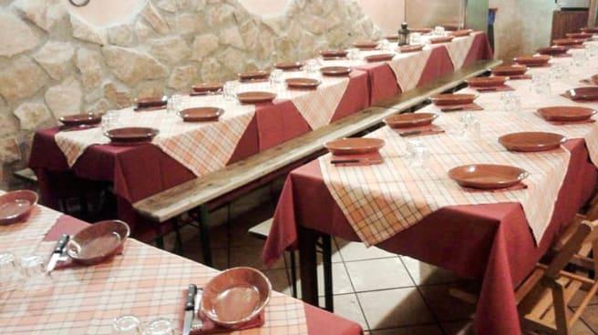 Vista sala - Pochi ma Buoni, Ariccia