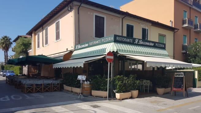 Esterno Bocconcino - Il Bocconcino, Pietrasanta