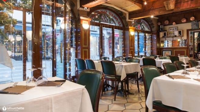 Salle du restaurant - Le Palais Saint Jean, Lyon