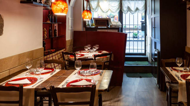 Vista sala - Il Cellaio Carni E Vini, Naples