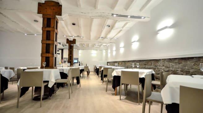 Vista del comedor - Anastasio, San Sebastián / Donostia