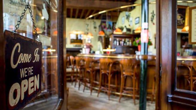 Restaurant - Diligence, Bruges