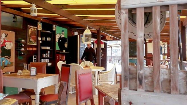 Vista sala - Baia di Popeye, Cingoli
