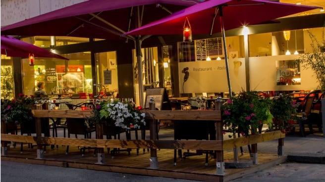 Terrasse - La Table des Roys, Genève