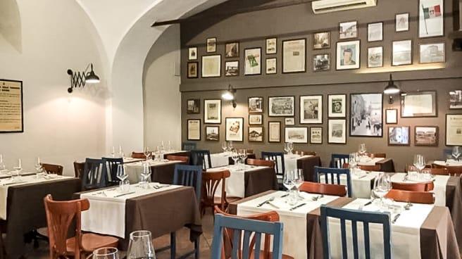 Interni - Antica Osteria ai Vini, Novara