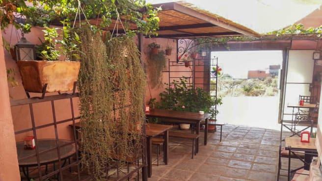 Vista terraza - Las Fuentes