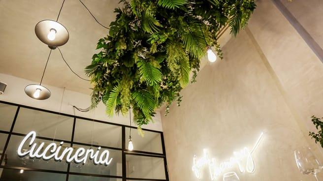 Interior - Cucineria Laboratorio, Bologna