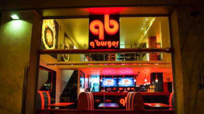 Fachada - Q'Burger, Barcelona