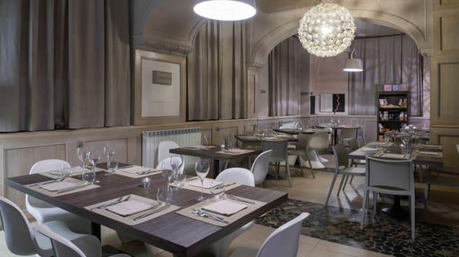 Salone ristorante - Barracudino Easy & Chic, Monza