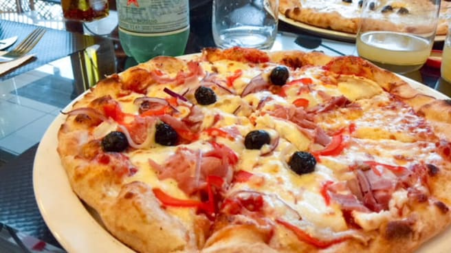 Suggestion de plat - Romeo Pizzas, Lambersart