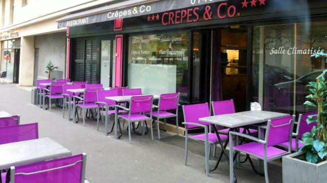 Terrasse - Crêpes & Co, Courbevoie