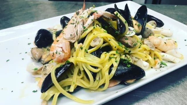 Specialità dello chef - Ristorante Maina Beach, Rimini