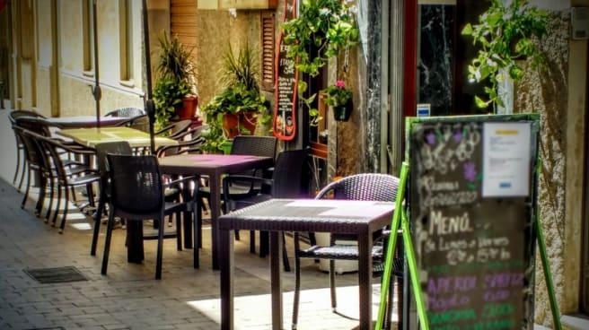 Terraza - Bari Vins i Cafè, Manacor