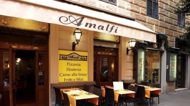 Entrata - Pizzeria Ristorante Amalfi 1, Roma