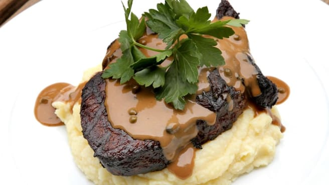 Chef's suggestion - Mr Grubb @ Oakdene, Wallington (VIC)