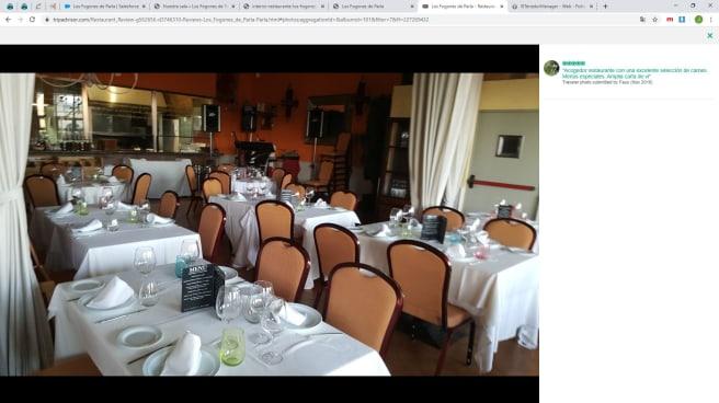 Vista Sala - Los Fogones de Parla, Parla