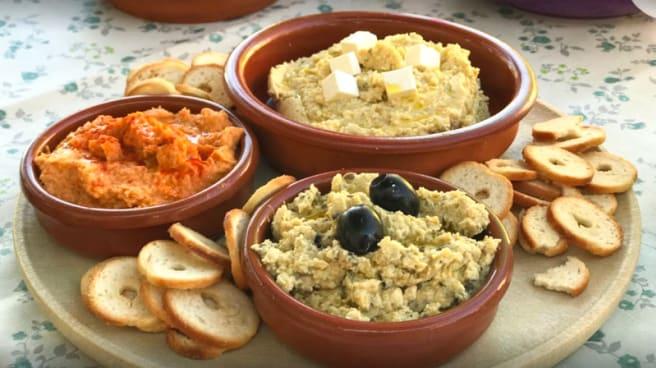 Hummus - Veroda, Málaga