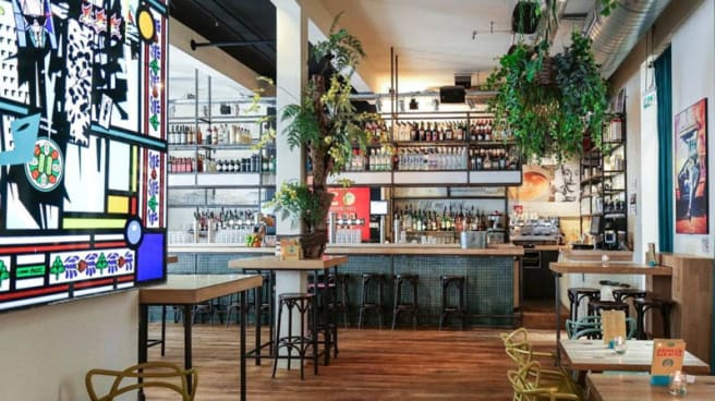 rooms view - Nieuw Rotterdams Cafe (NRC), Rotterdam