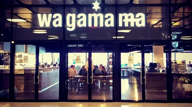 Ingang - Wagamama Rotterdam, Rotterdam