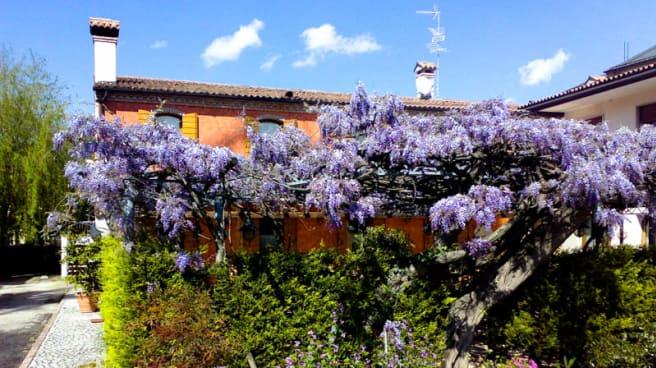 Giardino estivo - Antica Trattoria Antenore, Torreglia