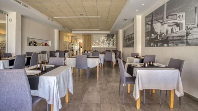 Vista Sala - Arrocería Maribel, Valencia
