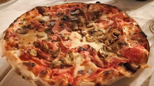 Suggerimento - Pizzeria-Trattoria Napoli del'Albergo la Foresteria, Bettolle