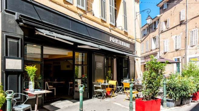 Entrée - Pointe Noire, Aix-en-Provence