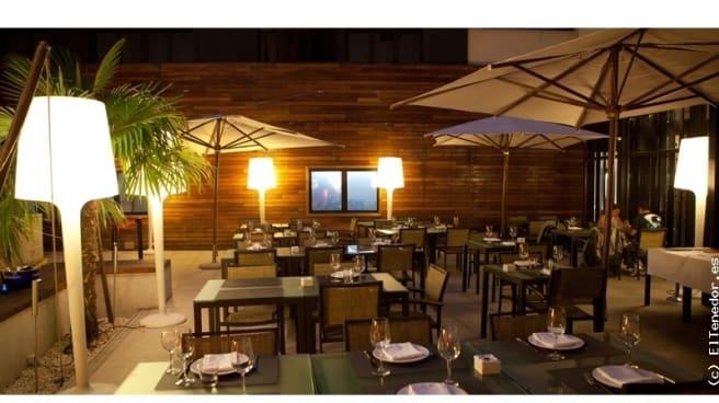 Vista terraza - Prado 18 - Hotel Vincci Soho, Madrid