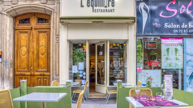 Entrée - L´Équilibre, Lyon