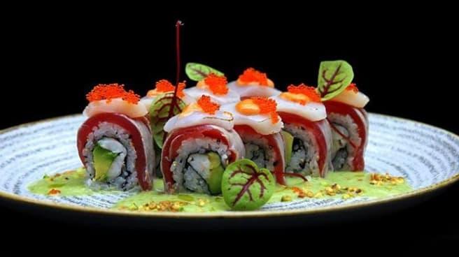 4 - Moxi sushi, Seveso