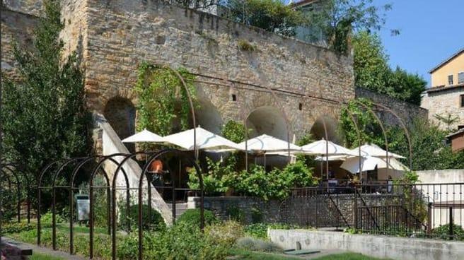 Restaurant - Café Gadagne, Lyon