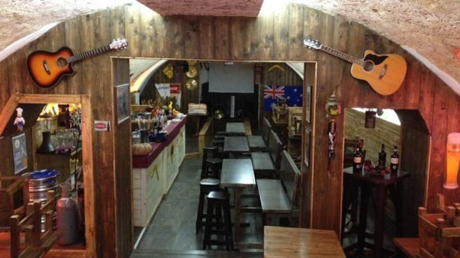 Vista sala - Antica Pizzeria Napoletana, Brindisi