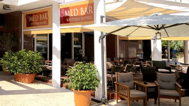 Entrada - Med Bar boutique bistro