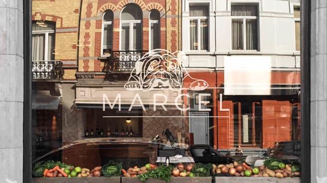 Entrée - Marcel Burger Bar Uccle, Uccle