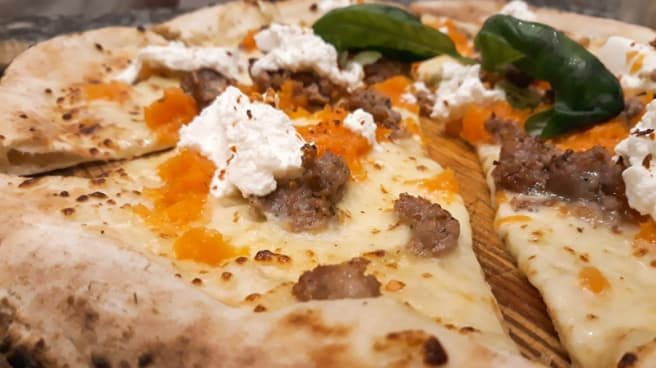 Pizza - Pizzeria Dadino, Olbia