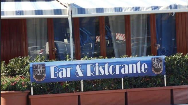 esterno bar ristorante.JPG - Ristorante Bar dello Yacht Club, Sestri Levante
