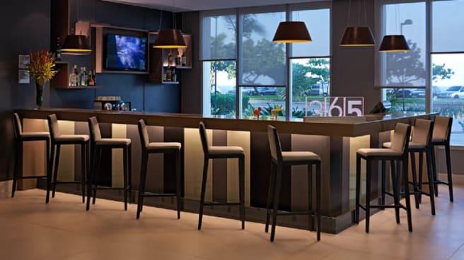 Vista da sala - Restaurante 365 (Novotel Rio de Janeiro Barra da Tijuca), Rio de Janeiro