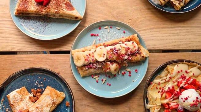 kokkens forslag - Bista Breakfast And Crepes