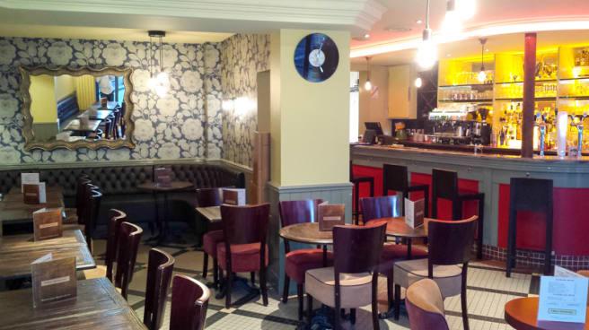 Chez Nénesse Butte aux Cailles - Café Nenesse, Paris