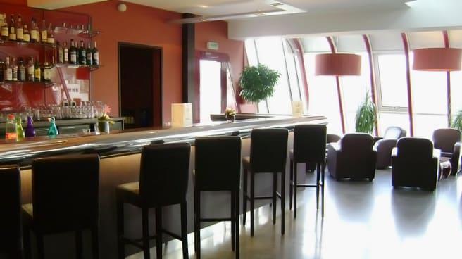 espace bar - Restaurant la Pommeraie - Hôtel du Béryl, Bagnoles-de-l'Orne