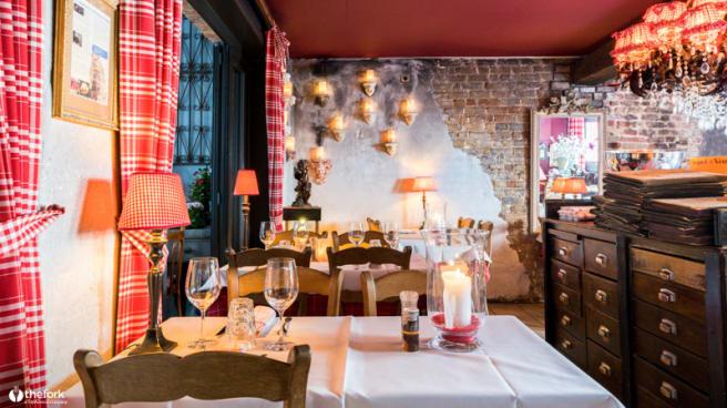 Restaurant - De Vlaamsche Pot, Brugge