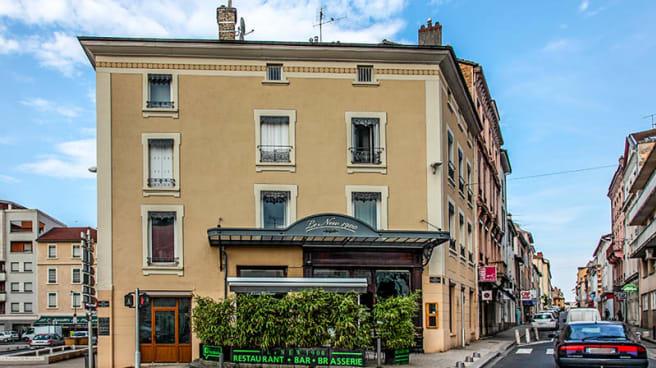 Façade du restaurant - Le New 1900, Villefranche-sur-Saône